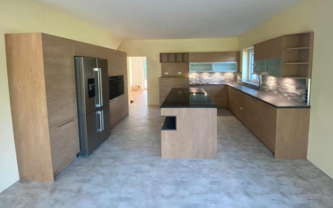 DAN-Küche Villalux